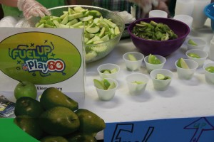 Fuel Up to Play 60 Event