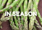 IN SEASON: ASPARAGUS