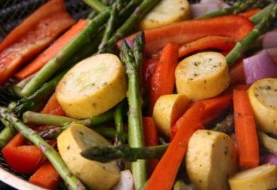 grilled vegetables 1